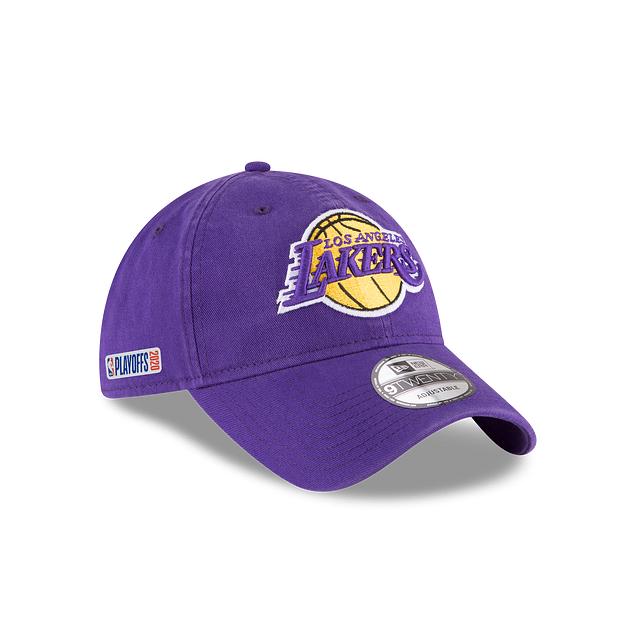 Los Angeles Lakers Playoff Series 9TWENTY Adjustable | Los Angeles Lakers Hats | New Era Cap