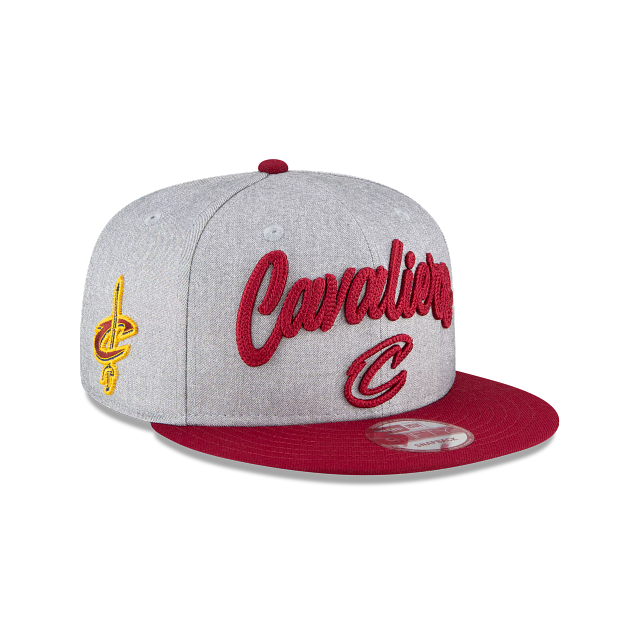 Cleveland Cavaliers Official NBA Draft 9FIFTY Snapback | Cleveland Cavaliers Hats | New Era Cap