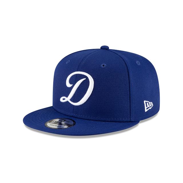 Los Angeles Dodgers Ligature 9FIFTY Snapback | Los Angeles Dodgers Hats | New Era Cap