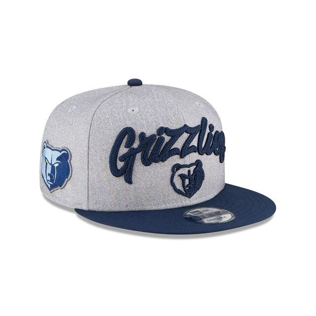 Memphis Grizzlies Official NBA Draft 9FIFTY Snapback | Memphis Grizzlies Hats | New Era Cap