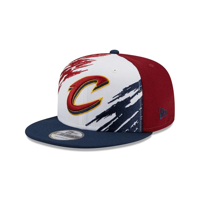 Cleveland Cavaliers Splatter 9FIFTY Snapback | Cleveland Cavaliers Hats | New Era Cap