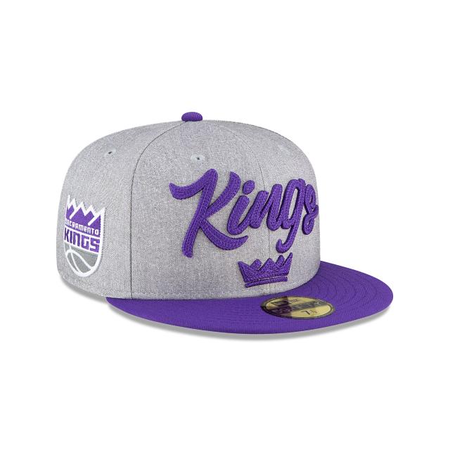 Sacramento Kings NBA Draft 59FIFTY Fitted | Sacramento Kings Hats | New Era Cap