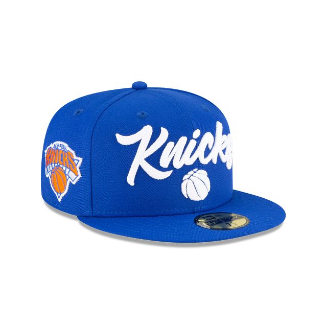 New York Knicks NBA Draft Alternate 59FIFTY Fitted | New York Knicks Hats | New Era Cap