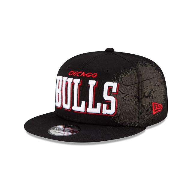 Chicago Bulls Faded 9FIFTY Snapback   Chicago Bulls Hats   New Era Cap