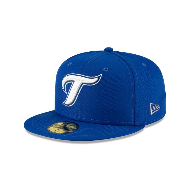 Toronto Blue Jays Ligature 59FIFTY Fitted   Toronto Blue Jays Hats   New Era Cap