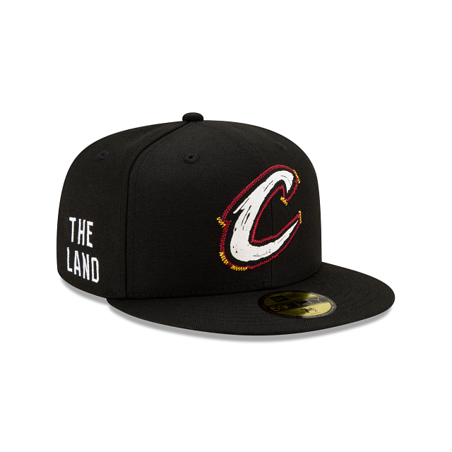 Cleveland Cavaliers City Edition Alt 59FIFTY Fitted | Cleveland Cavaliers Hats | New Era Cap