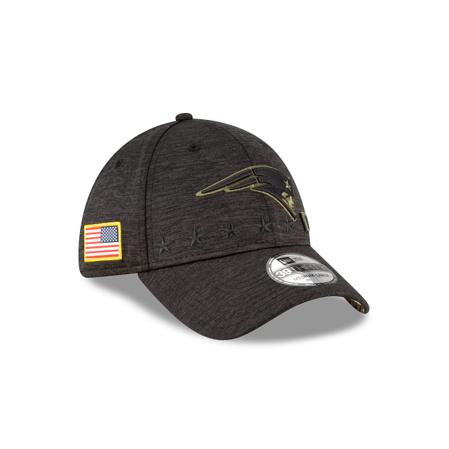 New England Patriots Salute To Service 39THIRTY Stretch Fit | New England Patriots Hats | New Era Cap