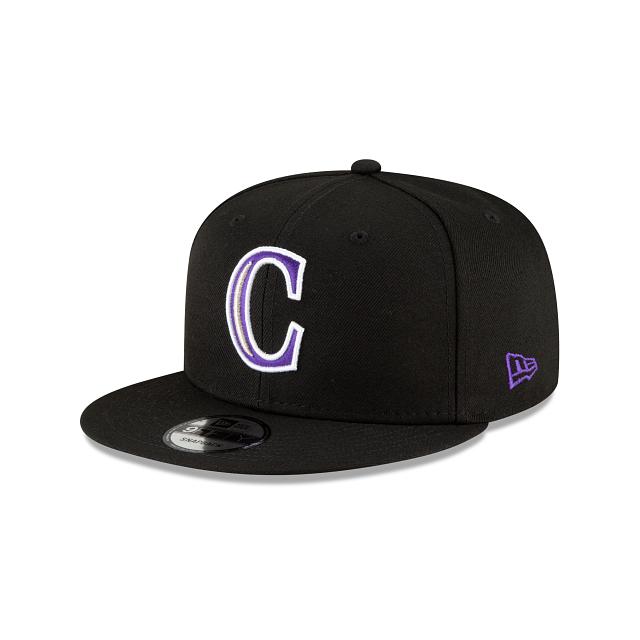 Colorado Rockies Ligature 9FIFTY Snapback | Colorado Rockies Hats | New Era Cap