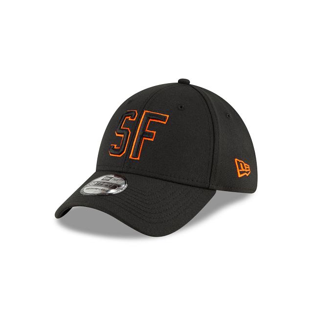 San Francisco Giants Ligature 39THIRTY Stretch Fit | San Francisco Giants Hats | New Era Cap