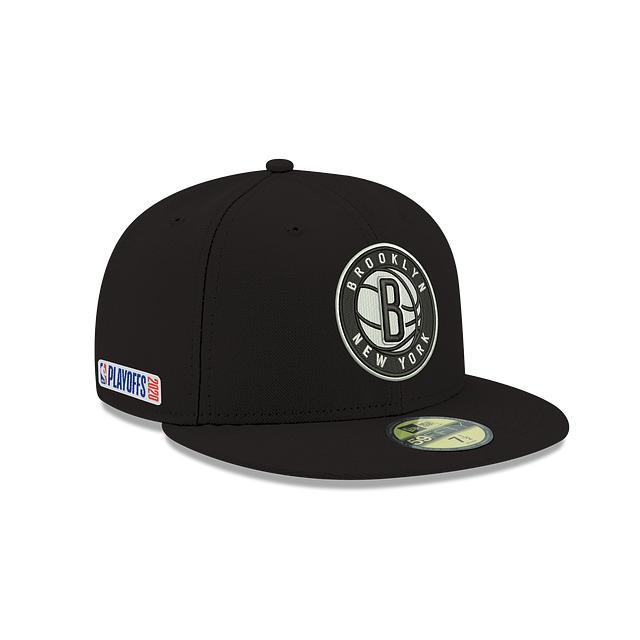 Brooklyn Nets Playoff Series 59FIFTY Fitted  | Brooklyn Nets Hats | New Era Cap