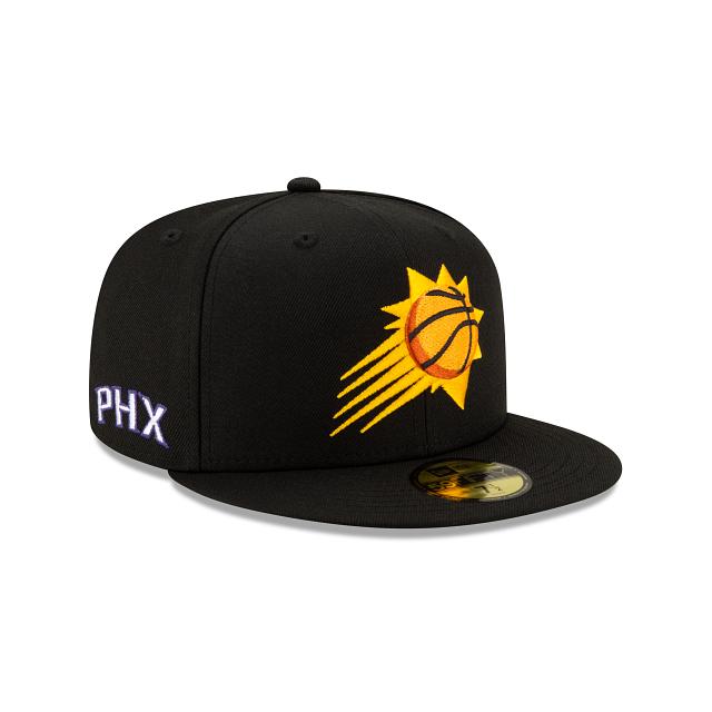 Phoenix Suns City Edition Alt 59FIFTY Fitted | Phoenix Suns Hats | New Era Cap