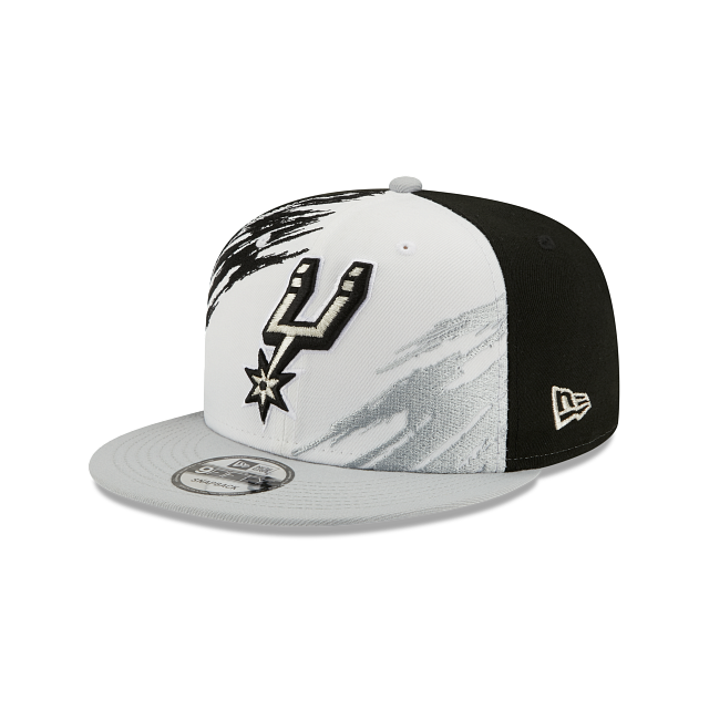 San Antonio Spurs Splatter 9FIFTY Snapback | San Antonio Spurs Hats | New Era Cap