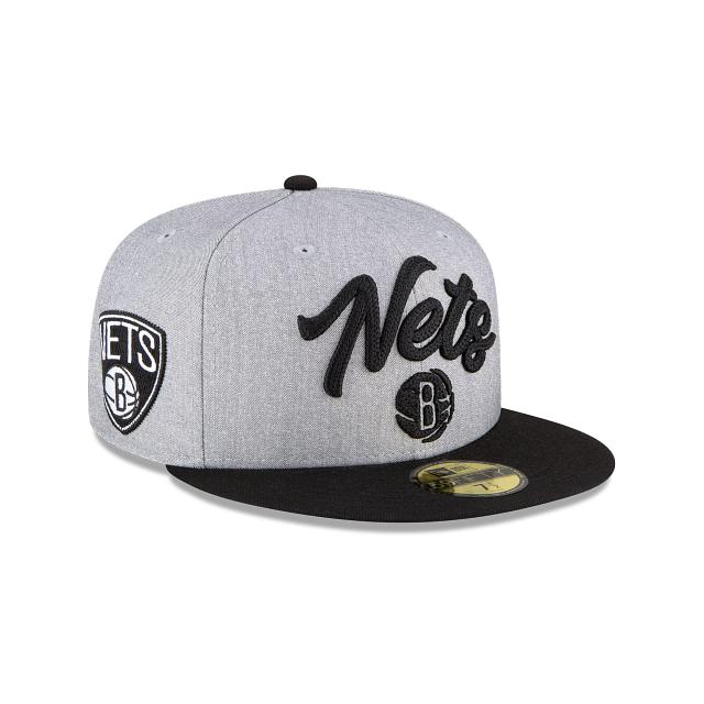 Brooklyn Nets NBA Draft 59FIFTY Fitted | Brooklyn Nets Hats | New Era Cap