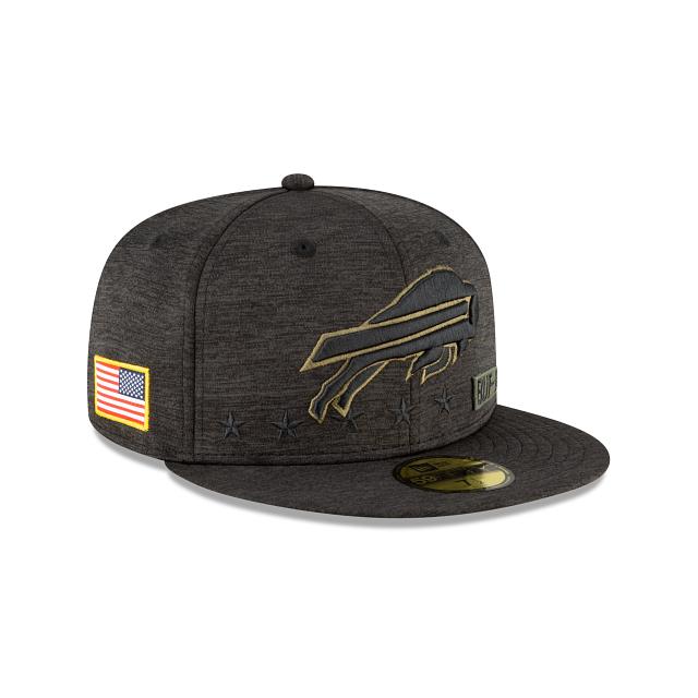 Buffalo Bills Salute To Service 59FIFTY Fitted | Buffalo Bills Hats | New Era Cap