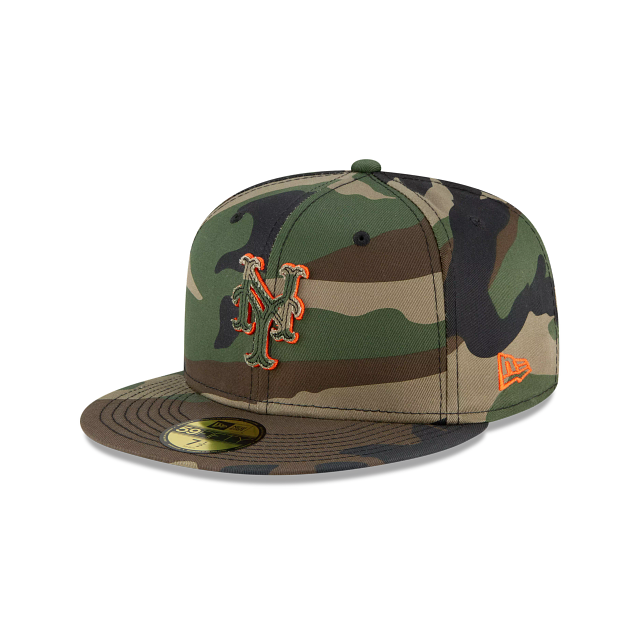 New York Mets Forest Pop 59FIFTY Fitted | New York Mets Hats | New Era Cap