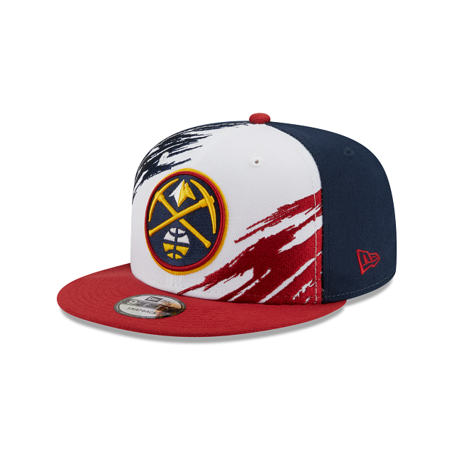 Denver Nuggets Splatter 9FIFTY Snapback | Denver Nuggets Hats | New Era Cap