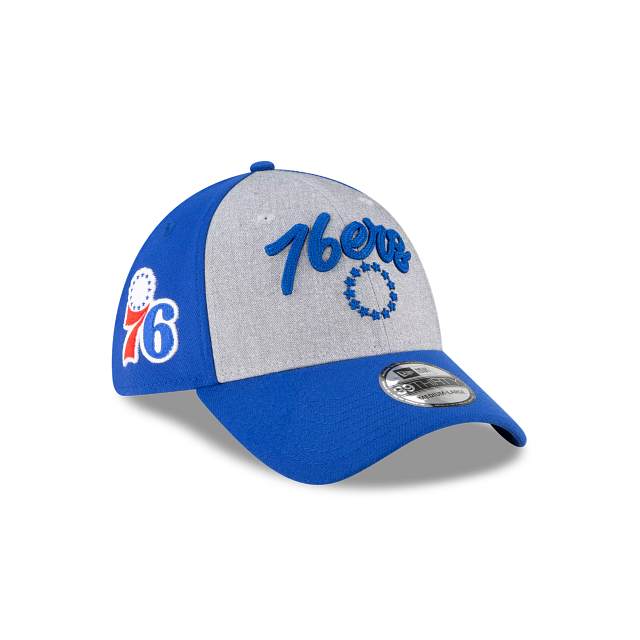 Philadelphia 76ers NBA Draft 39THIRTY Stretch Fit | Philadelphia 76ers Hats | New Era Cap