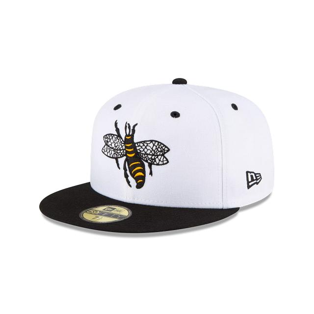Salt Lake Bees MILB Theme Night 59FIFTY Fitted | Salt Lake Bees Hats | New Era Cap