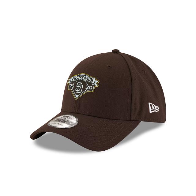 San Diego Padres Postseason Locker Room 9FORTY Adjustable | San Diego Padres Hats | New Era Cap