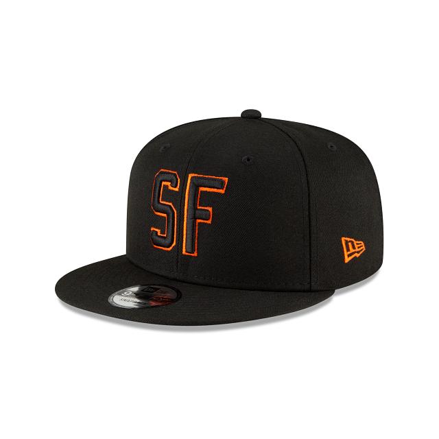 San Francisco Giants Ligature 9FIFTY Snapback | San Francisco Giants Hats | New Era Cap
