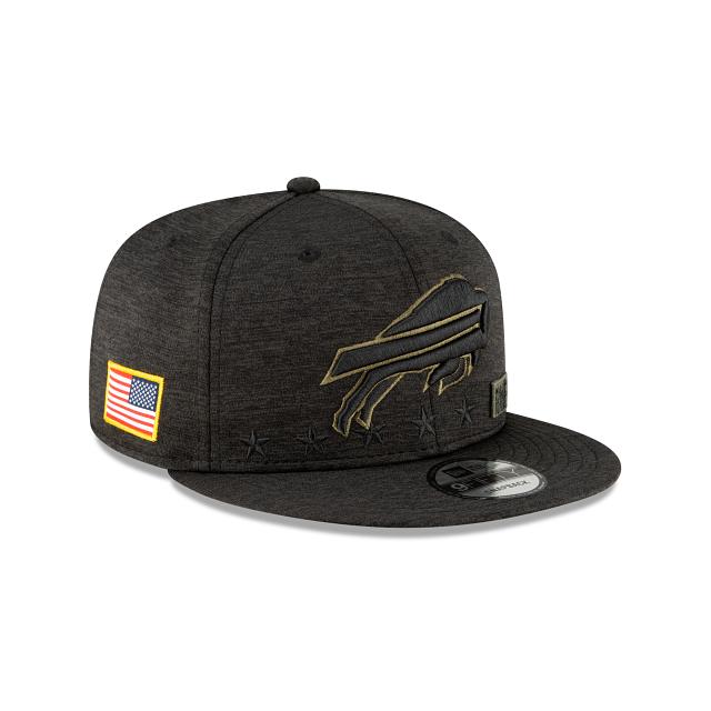 Buffalo Bills Salute To Service 9FIFTY Snapback | Buffalo Bills Hats | New Era Cap