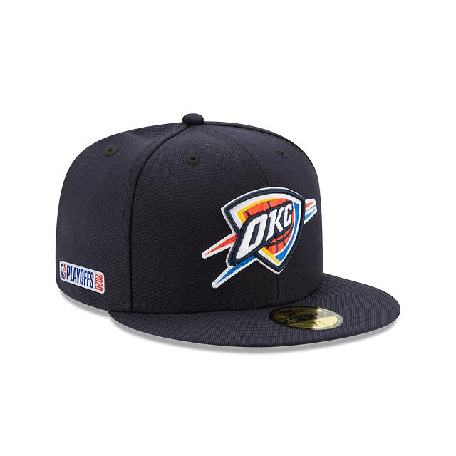 Oklahoma City Thunder Playoff Series 59FIFTY Fitted | Oklahoma City Thunder Hats | New Era Cap