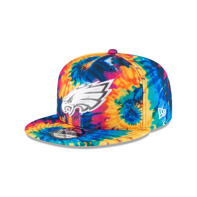 Philadelphia Eagles Crucial Catch 9FIFTY Snapback | Philadelphia Eagles Hats | New Era Cap