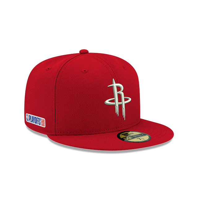 Houston Rockets Playoff Series 59FIFTY Fitted | Houston Rockets Hats | New Era Cap