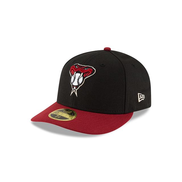 Arizona Diamondbacks Authentic Collection Low Profile 59FIFTY | Arizona Diamondbacks Hats | New Era Cap