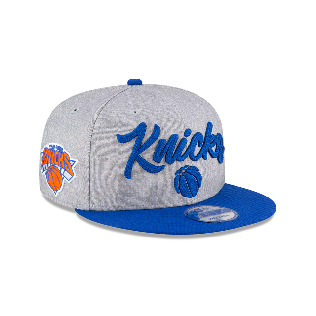 New York Knicks Official NBA Draft 9FIFTY Snapback | New York Knicks Hats | New Era Cap