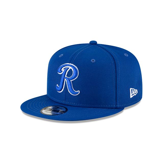 Kansas City Royals Ligature 9FIFTY Snapback | Kansas City Royals Hats | New Era Cap