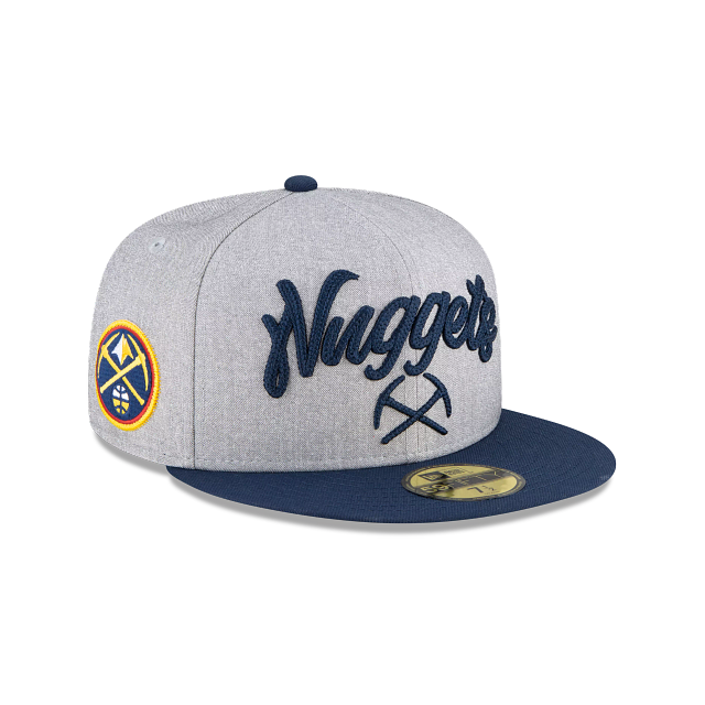 Denver Nuggets NBA Draft 59FIFTY Fitted | Denver Nuggets Hats | New Era Cap