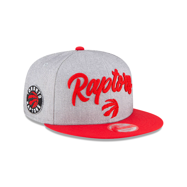 Toronto Raptors Official NBA Draft 9FIFTY Snapback | Toronto Raptors Hats | New Era Cap