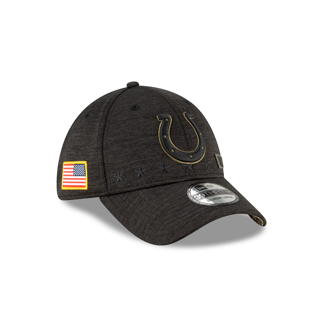 Indianapolis Colts Salute To Service 39THIRTY Stretch Fit | Indianapolis Colts Hats | New Era Cap