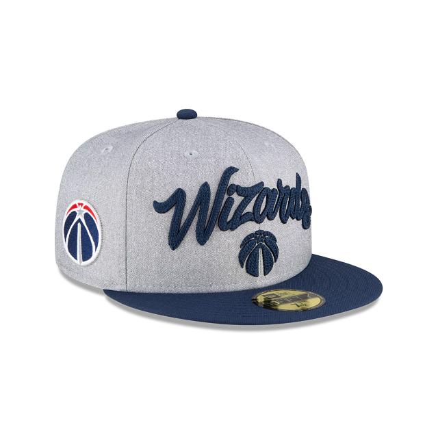 Washington Wizards NBA Draft 59FIFTY Fitted   Washington Wizards Hats   New Era Cap