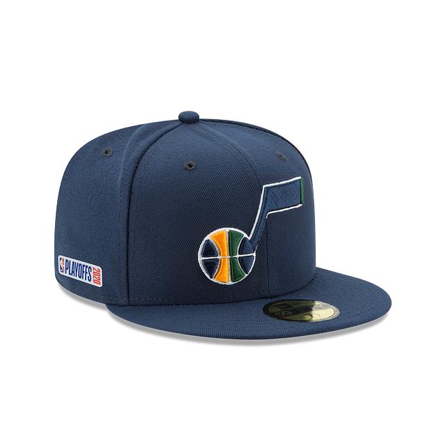 Utah Jazz Playoff Series 59FIFTY Fitted | Utah Jazz Hats | New Era Cap