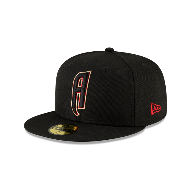 Arizona Diamondbacks Ligature 59FIFTY Fitted | Arizona Diamondbacks Hats | New Era Cap