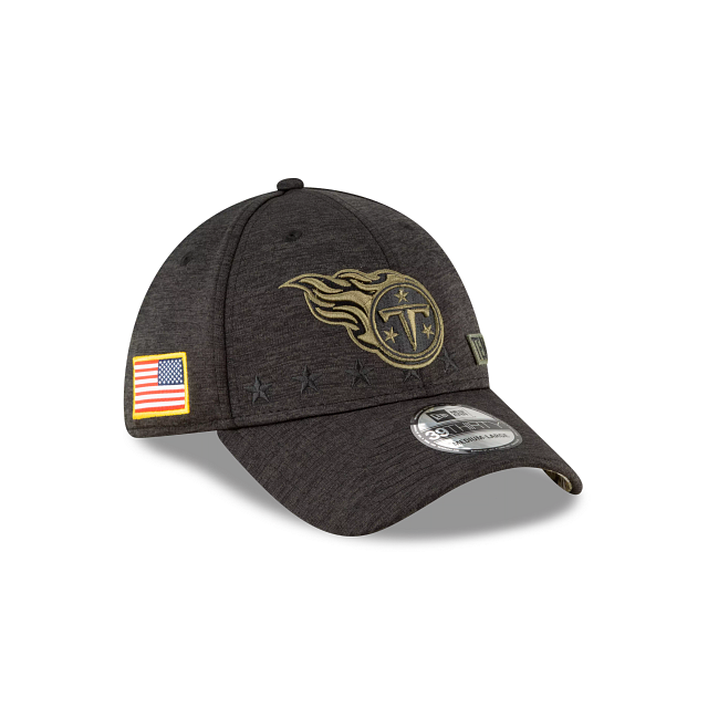 Tennessee Titans Salute To Service 39THIRTY Stretch Fit | Tennessee Titans Hats | New Era Cap