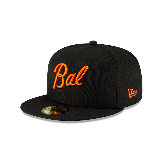 Baltimore Orioles Ligature 59FIFTY Fitted | Baltimore Orioles Hats | New Era Cap