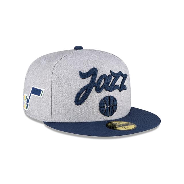 Utah Jazz NBA Draft 59FIFTY Fitted | Utah Jazz Hats | New Era Cap