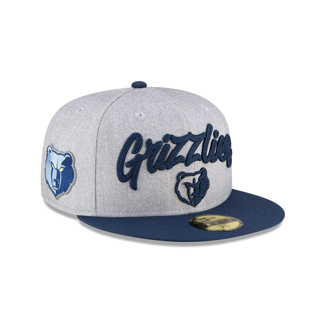 Memphis Grizzlies NBA Draft 59FIFTY Fitted | Memphis Grizzlies Hats | New Era Cap