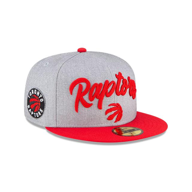 Toronto Raptors NBA Draft 59FIFTY Fitted | Toronto Raptors Hats | New Era Cap