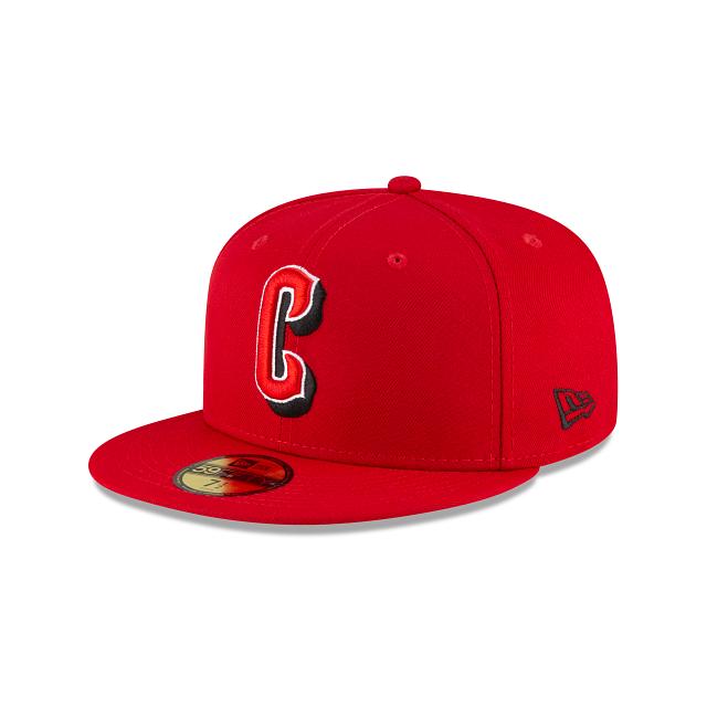 Cincinnati Reds Ligature 59FIFTY Fitted | Cincinnati Reds Hats | New Era Cap
