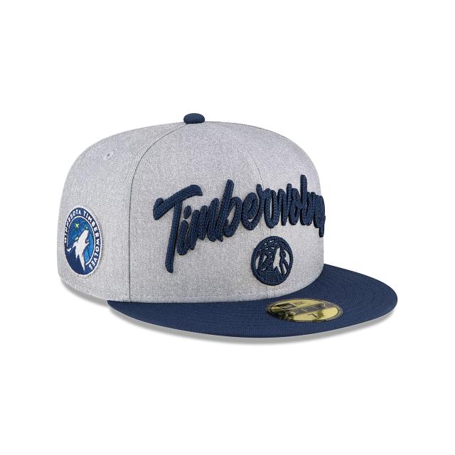 Minnesota Timberwolves NBA Draft 59FIFTY Fitted | Minnesota Timberwolves Hats | New Era Cap