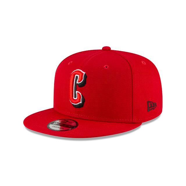 Cincinnati Reds Ligature 9FIFTY Snapback | Cincinnati Reds Hats | New Era Cap