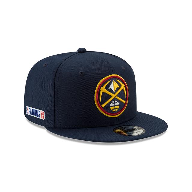 Denver Nuggets Playoff Series 9FIFTY Snapback | Denver Nuggets Hats | New Era Cap
