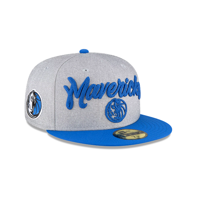 Dallas Mavericks NBA Draft 59FIFTY Fitted   Dallas Mavericks Hats   New Era Cap