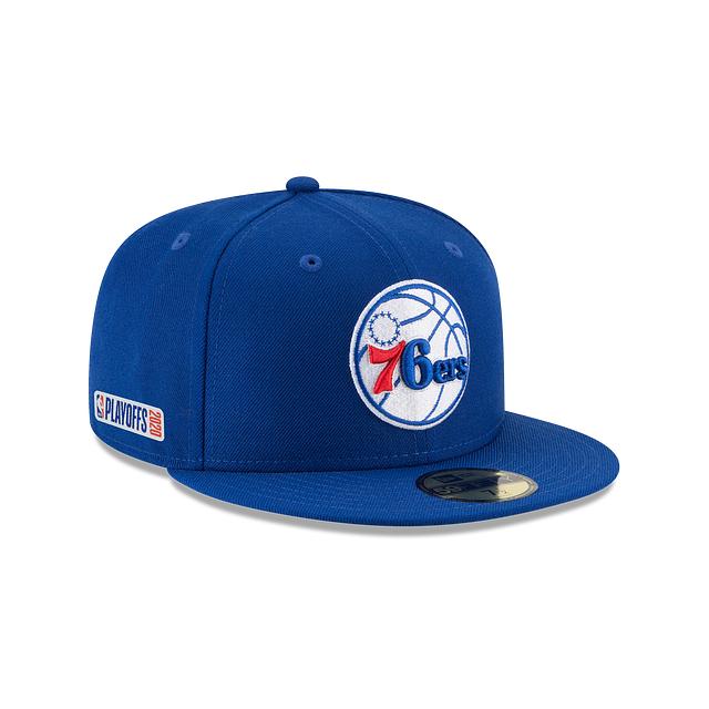 Philadelphia 76ers Playoff Series 59FIFTY Fitted   Philadelphia 76ers Hats   New Era Cap