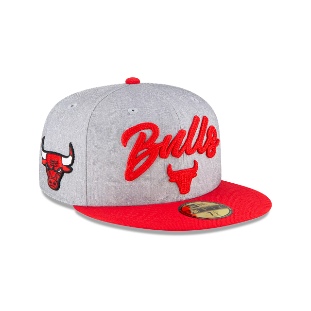 Chicago Bulls NBA Draft 59FIFTY Fitted | Chicago Bulls Hats | New Era Cap