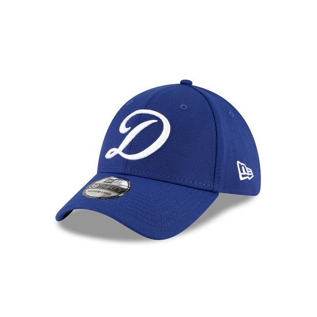 Los Angeles Dodgers Ligature 39THIRTY Stretch Fit | Los Angeles Dodgers Hats | New Era Cap